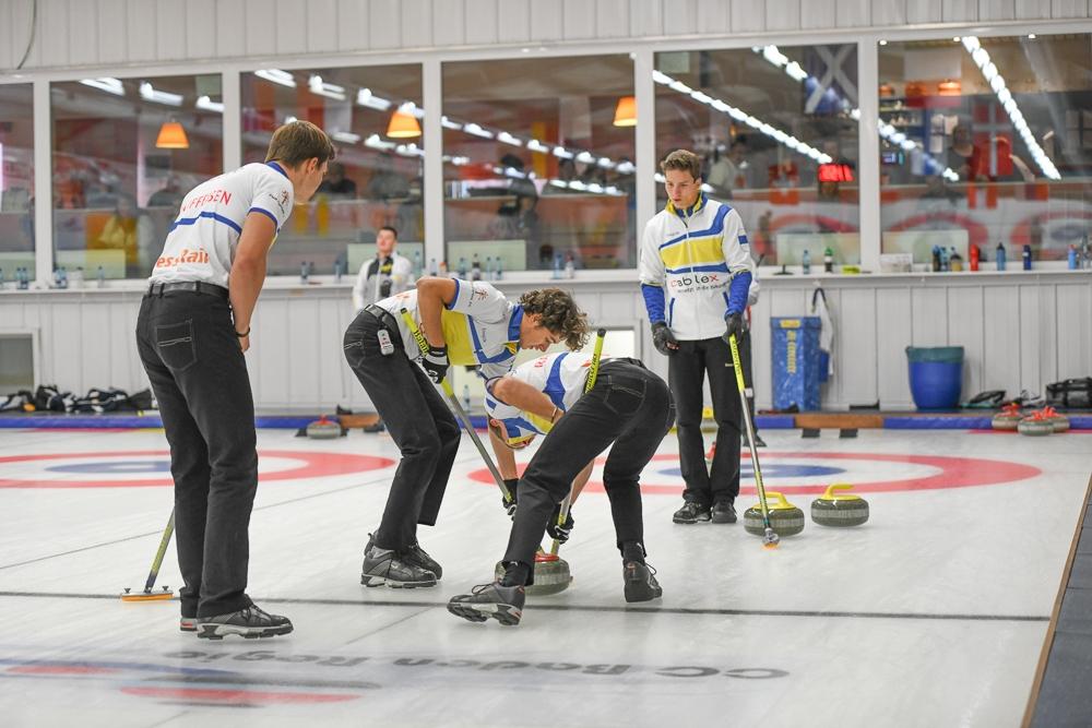 Baden Masters Curling