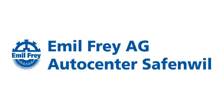 Logo der Firma Emil Frey AG Autocenter Safenwil
