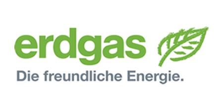 Logo der Firma Erdgas