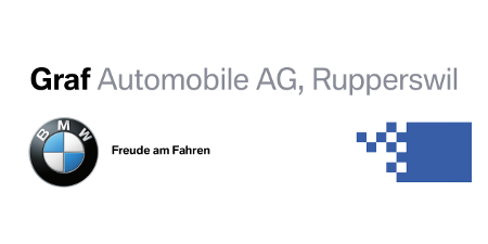 Logo der Graf Automobile AG in Rupperswil