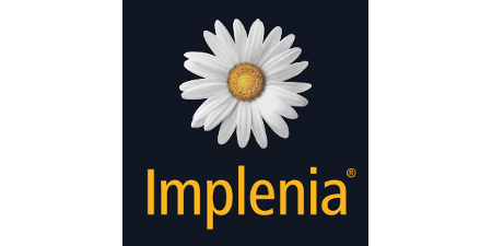 Logo der Firma Implenia