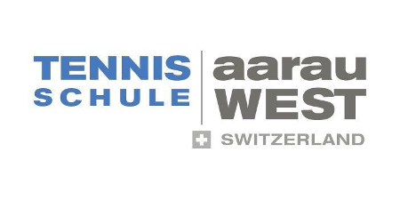 Logo der Tennisschule Aarau West in Oberentfelden