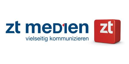 Logo der ZT Medien