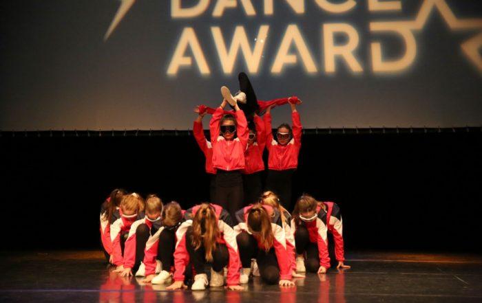 Girls United - die Siegergruppe auf der Stufe Primarschule