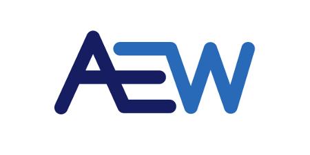 Logo der Firma AEW