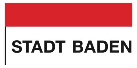 Logo der Stadt Baden
