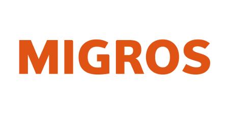 Logo der Firma Migros