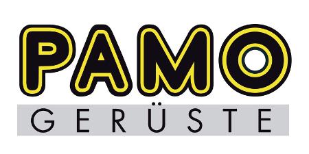 Logo der Firma Pamo Gerüste
