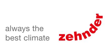 Logo der Firma Zehnder