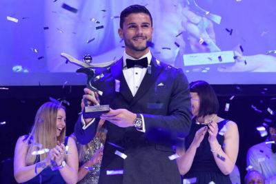 Loris Benito wird zum Aargauer Sportler des Jahres 2018 gekürt