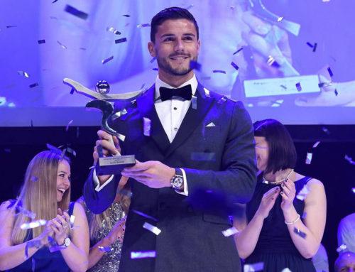 Loris Benito ist Aargauer Sportler des Jahres 2018