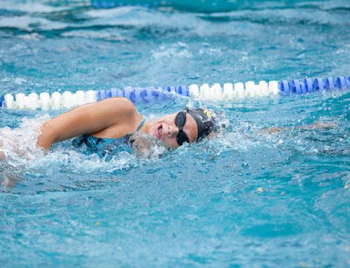 Nora Meister schwimmt auf der Erfolgswelle