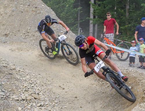 Mountainbike SM in Gränichen bereits auf der Zielgeraden