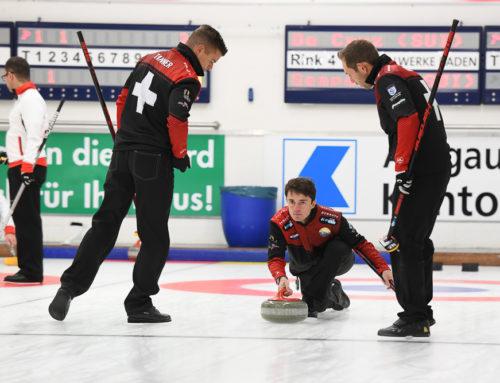 Die Curling-Weltelite trifft sich zum Auftakt in Baden
