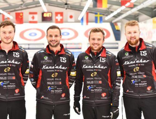 Schweizer Sieg beim Curling-Gipfeltreffen am Baden Masters