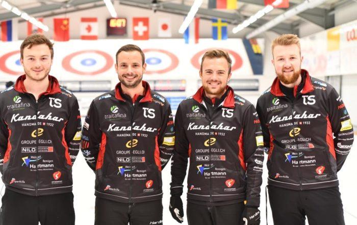 Team Schwaller gewinnt das Baden Masters