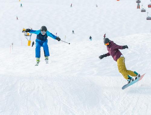 Anmeldung für die Schneesportcamps ist geöffnet