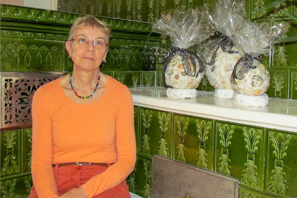 Portrait Margot Wiederkehr