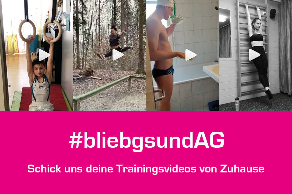 #bliebgsundAG - Challenge