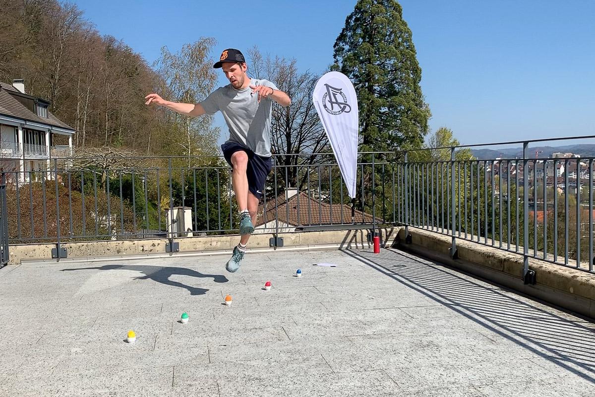 Workout von Aargau Aktiv in Aktion