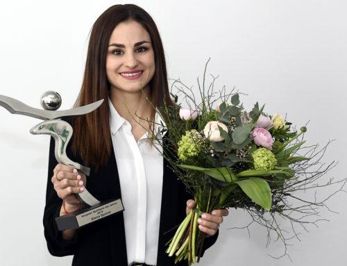 Aargauer Sportlerin des Jahres 2019: Pokalübergabe nachgeholt