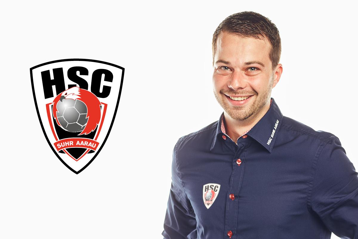 Videointerview mit Lukas Wernli, Geschäftsführer des HSC Suhr Aarau
