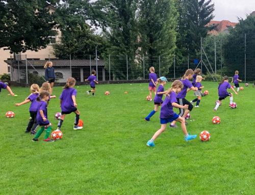 «Wir brauchen mehr junge Mädchen, die Fussball spielen»