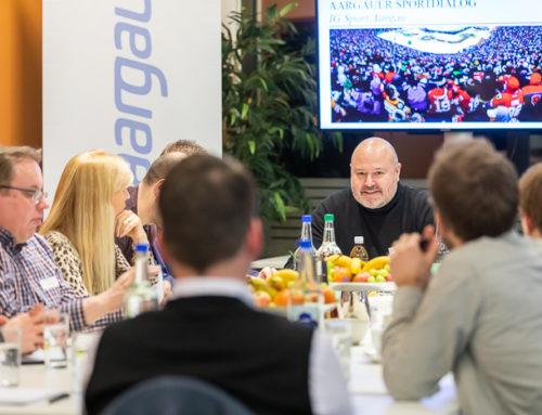 IG Sport Aargau: Aufbruch ins Camp zwei steht an