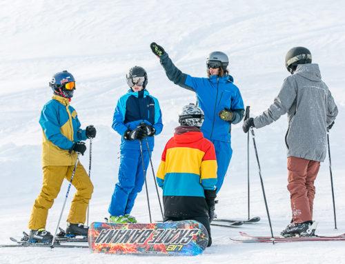 Ab sofort kannst du dich für die Schneesportcamps anmelden
