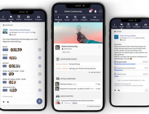 IG Sport Aargau lanciert neue App für Verbandskommunikation