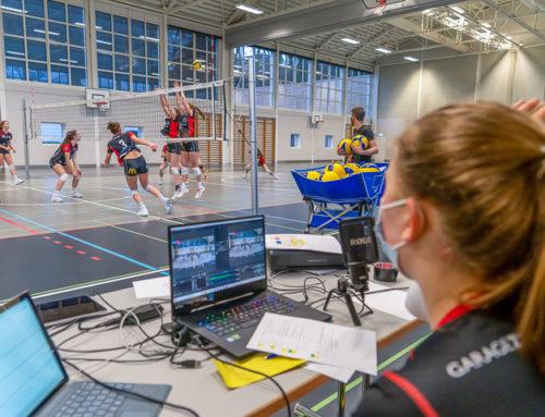 «Wir wollen spannendes Volleyball-Entertainment bieten»